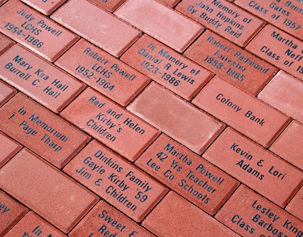 Legacy Bricks Rio Americano High School Athletic Fields